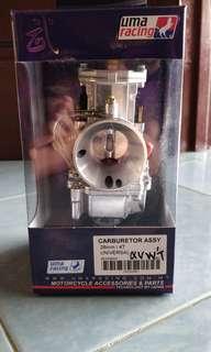 Uma Racing Carburetor Assy 28mm 4T