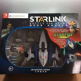 🚚 NS 銀河聯軍 Starlink 阿特拉斯之戰 中文版 switch 全新未拆封