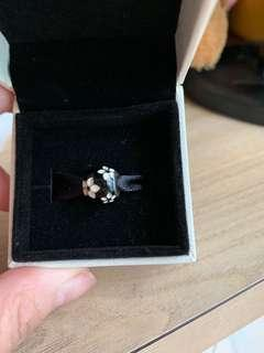 🚚 Pre Loved Authentic Pandora Charm - Floral