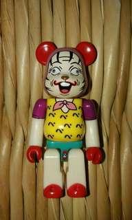 Medicom Bearbrick 100% Be@rbrick Series 29 Horror 清野とおる Art Toy figure (payme 包平郵或順豐到付)