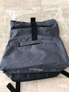 JP Morgan bag