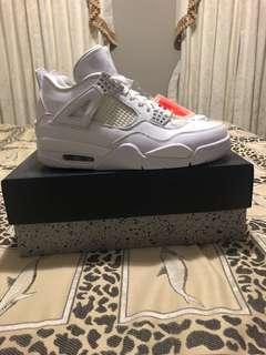 Jordan 4 Pure Money US9