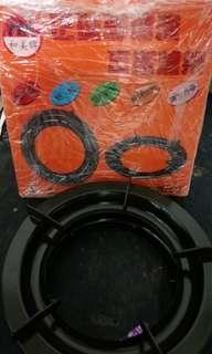 🚚 琺瑯瓦斯爐架-圓形(一組2個)