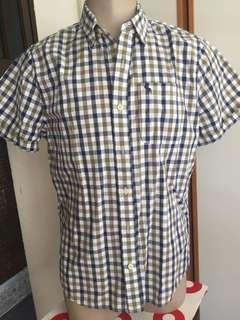 🚚 A&F Abercrombie Fitch Dkny Jeans Shirt L/XL $55@