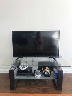 SHARP Tv and Table