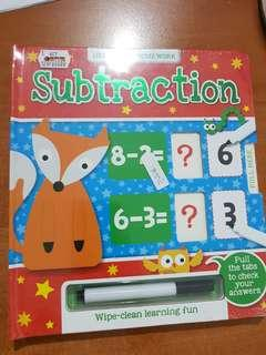 BUKU BBW SUBTRACTION
