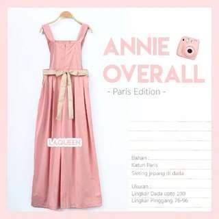 overall / overall skirt / jumpsuit panjang