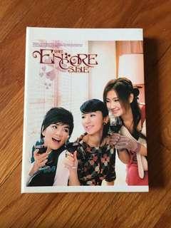 S.H.E 親筆簽名CD Encore