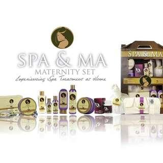 [Maternity Set] Spa & Ma