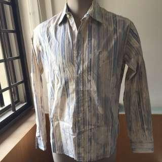 French Connection Men L/S Shirt -$20 each