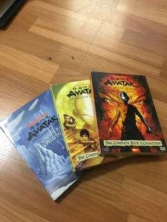Avatar The Legend of Aang The Last Airbender