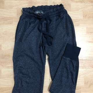 cotton 1991 navy joggers
