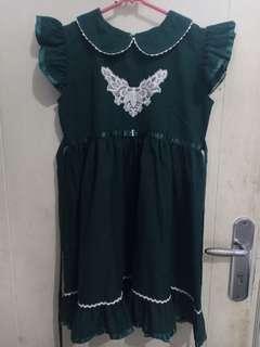 Dress anak cewek