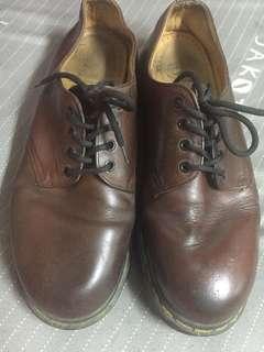 Dr Martin 英倫紳士皮鞋 英國製 國外帶回 10號美鞋