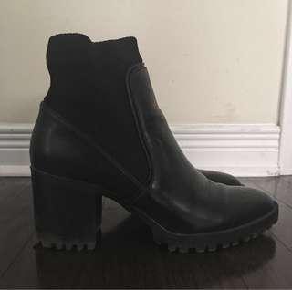 Zara Booties size 6.5