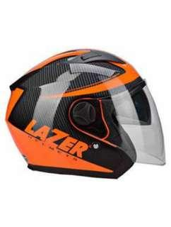 LAZER Helmet c/w visor Size XL