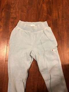 Champion reverse weave sweatpants size xs