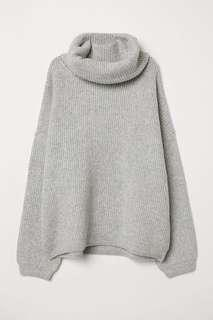 HM knit turtleneck