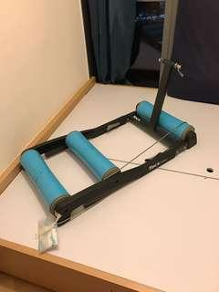 Tacx roller 連前叉夾