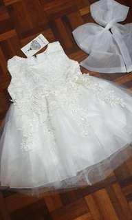 🚚 Brand New Flower Girl Lace dress