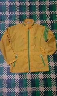 Jaket running ADIDAS jaket sport outdoor murah second