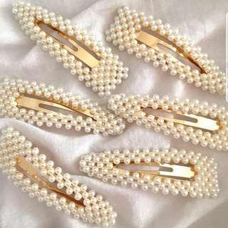 Pearl Hairpin Korea