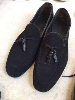 zara loafer