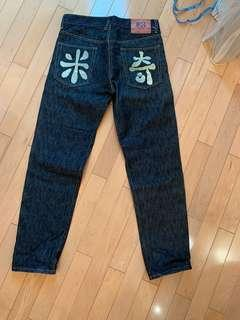 牛仔褲 👖 jeans (not evsiu and Levi's )