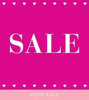 Sale! Everything must go!