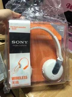 🚚 Authentic Sony Wireless Stereo Headset