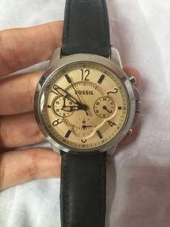 ORI Fossil Watch Gwynn Chronograph Navy (ES-4039)