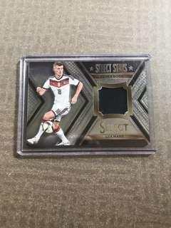 🚚 Toni Kroos memorabilia card #005/199