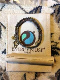 🚚 貝克漢配戴手環 energy muse power wrap