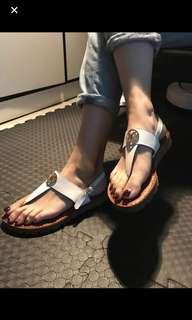 Scone 春夏必備真皮涼鞋