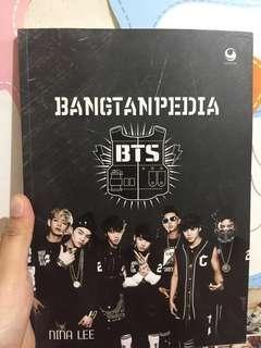 Buku BTS Bangtanpedia