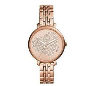 Original ladies fossil watch BQ4350