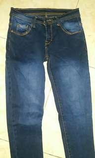 Pencil Jeans