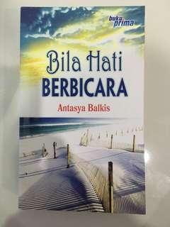Novel melayu BILA HATI BERBICARA