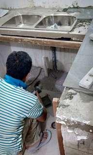 renovation and plumbing pendi bin marnus