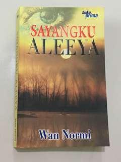 Novel melayu SAYANGKU ALEEYA