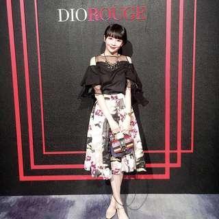 Dresscode 印花圓裙