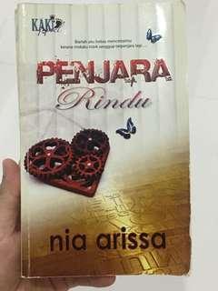Novel melayu PENJARA RINDU