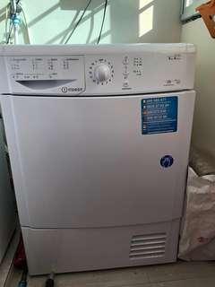 Dryer - European Laundry dryer InDesit (8kgs)