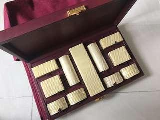 Cartier Poker Chip Set