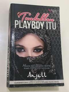 Novel melayu TUNDUKKAN PLAYBOY ITU