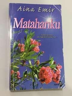 Novel melayu MATAHARIKU