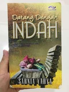 Novel melayu DATANG DENGAN INDAH