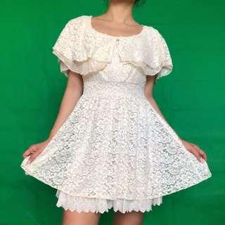 Pure Picnic Cutie A-Line Dress
