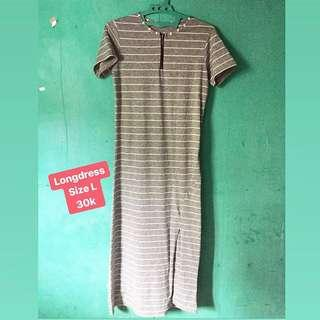 Mididress Spandek