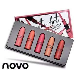 Lipstick tint novo 5 in 1